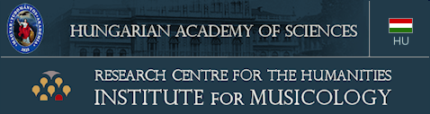 Institute for Musicology